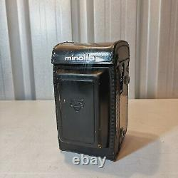 1965 Minolta Autocord I Citizen MVL Fully Functional with Housing