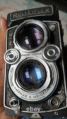2 Rolleiflex 3,5b