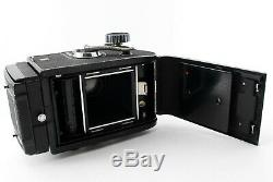 AS-IS Mamiya C330 Pro TLR Film Camera with Sekor DS 105mm f/ 3.5 Lens from Japan