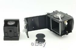 Almost MINTRollei Rolleiflex 2.8GX TLR Planar 80mm F2.8 Lens from Japan 1128
