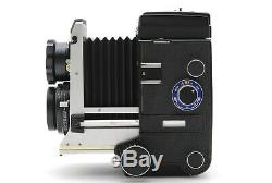 Almost Mint Mamiya C330 Pro TLR 6x6 Film Camera + DS 105mm f/3.5 From Japan