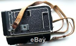 BEAUTIFUL FULLY WORKING ROLLEI MAGIC 6x6 MEDIUM FORMAT TLR CAMERA OUTFIT