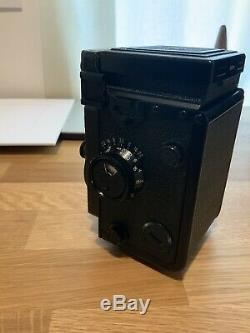 Beautiful Condition Yashica Mat 124G Twin Lens TLR 120 6x6 Film Camera. Plus etc
