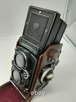 CAMERA Rolleiflex 3.5F Vintage VERY Good condition