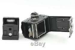 CLA'D Top Mint Rollei Rolleiflex 2.8F TLR / Planar 80mm f2.8 JAPAN