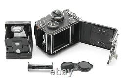 CLA'd EXC+++++Rollei Rolleiflex 3.5F TLR Planar 75mm F3.5 Lens From JAPAN