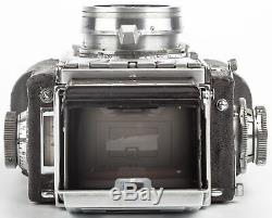 Contaflex 35mm TLR twin lens Sonnar 2/50 50mm 2 Sonnar 860/24 TLR SHP 53914
