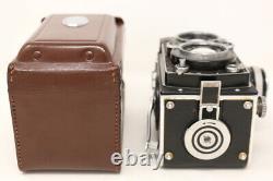 EX+3 Rollei Rolleiflex 3.5E Planar 75mm F/3.5 TLR Film Camera from JAN #680363