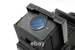 EXC+3Mamiya C330 Professional F sekor DS 105mm f3.5 Blue Dot From Japan #C020