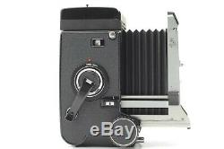 EXC+5 Mamiya C330 Pro S Professional TLR 6x6 Format Film Camera From JAPAN 068
