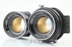 EXC+5 Mamiya C330 Professional TLR Camera with BlueDot Sekor 80mm f/2.8 #M1888