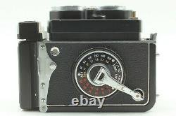 EXC+5 Meter Works Yashica Mat LM TLR Camera Yashinon 80mm f3.5 Lens JAPAN