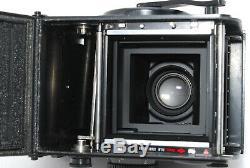 EXC+5 Yashica Mat-124G Medium Format TLR Film Camera Yashinon 80mm F2.8 F3.5