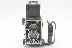 EXC+5 with Grip Mamiya C220 Pro TLR Camera + Sekor 105mm F/3.5 Lens From JAPAN
