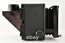 EXC+5WISTA 4x5 Large Format TLR WISTAR Lens Symmar S 150mm F5.6 etc From Japan