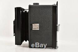 EXC+5WISTA 4x5 Large Format TLR + Wistar 130mm, Fujinon W 135 150mm F5.6 Japan
