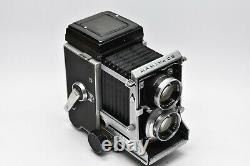 EXC+++++ IN CASE Mamiya C3 Pro TLR 6x6 Camera with Sekor 105mm f3.5 From JAPAN