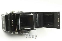 EXC+++++ Meter Works Minolta Autocord L 6x6 TLR Film Camera From JAPAN #598