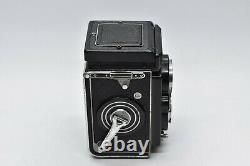 EXC+++++ READ Rolleiflex 3.5C MX TLR Tessar 75mm f3.5 T Carl Zeiss Jena JAPAN