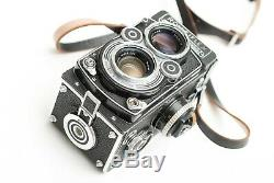 EXC+++ Rolleiflex 3.5F Zeiss Planar 75mm f/3.5. Tested and works. Vivian Maier