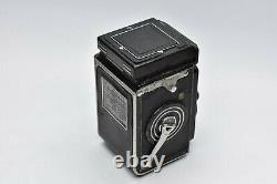 EXC+++++ Rolleiflex X Automat Xenar 75mm f/3.5 TLR Film Camera From Japan