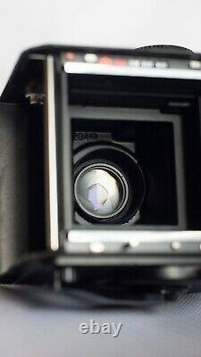 EXC+ Yashica MAT 124G Medium format TLR vintage film camera + Case