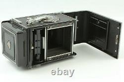 EXCELLENT Minolta AUTOCORD TLR Film Camera Chiyoko Rokkor 75mm f3.5 From JAPAN