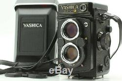 Ex5 Meter Works Yashica Mat 124G 6x6 TLR Medium Format From JAPAN 266