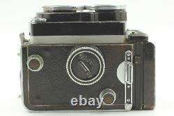 Exc+3 Rollei Rolleiflex 2.8E TLR Camera Planar 80mm f/2.8 From JAPAN #0236