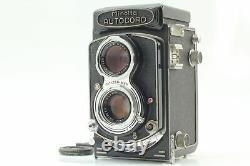 Exc+5 Chiyoko Minolta Autocord 6X6 TLR Camera ROKKOR 75 F3.5 From JAPAN