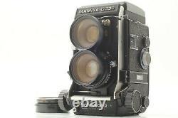Exc+5 Mamiya C330 Pro TLR Camera + Sekor 65mm F3.5 Blue Dot From Japan #1030