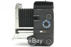 Exc+5 Mamiya C330 Professional SEKOR DS 105mm F3.5 Blue Dot From JAPAN 166