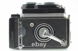 Exc+5 Rollei Rolleiflex 2.8E TLR Camera Planer 80mm f2.8 From Japan #852