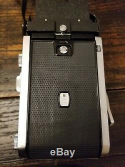 Exc MAMIYA C-33 Professional Medium Format TLR Camera H362808 120mm & 250mm Lens