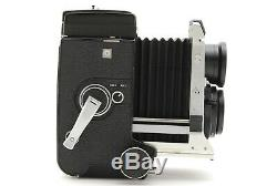 Exc+++++ MAMIYA C330 Pro TLR Camera withsekor DS 105mm f/3.5 blue dot From Japan