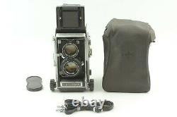 Exc++++ Mamiya C33 Pro TLR Film Camera + Sekor 105mm F3.5 Lens From JAPAN #184