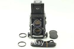 Exc++++ Mamiya C330 Pro 6x6 TLR + DS 105mm f/3.5 Blue Dot Lens from Japan 1763