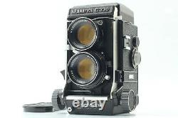 Exc+++++ Mamiya C330 Pro TLR Camera with Sekor DS 105mm f3.5 Lens Japan #1628