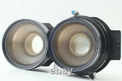 Exc++++ Mamiya C330 Pro TLR + Sekor 65mm F3.5 Blue dot Lens From Japan #919