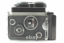 Exc++++ Meter Works Rollei Rolleiflex 2.8F TLR Planar 80mm F/2.8 Lens JAPAN