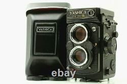 Exc+++++ Meter Works Yashica Mat 124G 6x6 Medium Format TLR with Case JAPAN 41