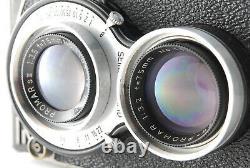 Exc+++Minolta Cord TLR Film Camera From Japan 461