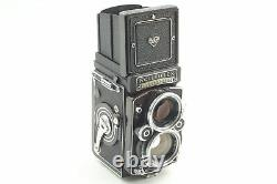 Exc+++++ Rollei Rolleiflex 2.8F TLR Camera Planar 80mm f2.8 Lens From JAPAN