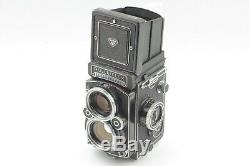 Exc+++++ Rollei Rolleiflex 2.8F TLR Planar 80mm F/2.8 Hood, Filter, From JAPAN