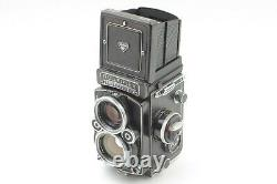 Exc+++++ Rollei Rolleiflex 2.8F TLR Planar 80mm F2.8 lens From Japan #9643