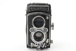 Exc++++ Rolleiflex 3.5 6x6 TLR Camera Xenar 75mm F/3.5 Lens From Japan