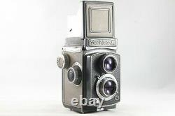 Exc++ Yashica A Grey 120 6x6 TLR Twin Lens Reflex Film Camera from Japan #1507
