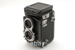 Excellent++++++ MINOLTA AUTOCORD III TLR Camera Rokkor 75mm F3.5 Lens JAPAN