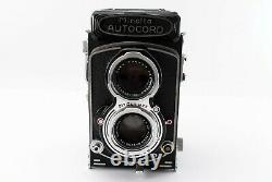 Excellent Minolta AUTOCORD TLR Camera F3.5 75mm from Japan 215Y1MY17-2
