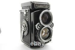 Excellent++Rollei Rolleiflex 2.8D Medium Format TLR Film Camera 5535
